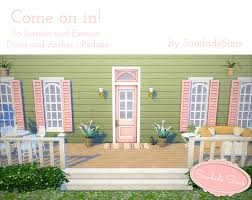 Where To Buy Exterior Doors by Saudade Sims U2022 For My Lovely Tinysimmer These Are Made To Match