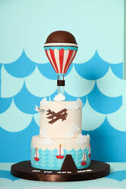 hot air balloon cake topper all occasion cake decorating amazing birthday cake ideas