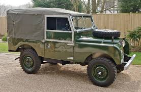 Land Rover Series One U2013 Pictures Information And Specs Auto