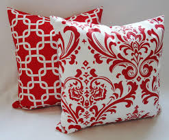 home decor pillows red decorative pillows for living room decor the latest home