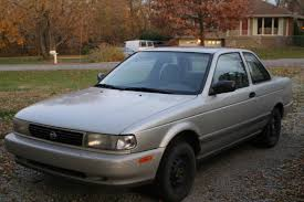 1993 nissan sentra information and photos zombiedrive