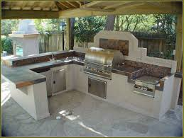 outdoor kitchen kits lowes on with douglas incredible island