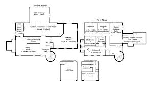 5 bedroom detached for sale in draethen floorplan