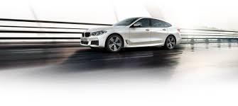 bmw 6 series gran turismo at a glance