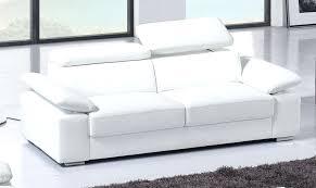 canap simili blanc articles with canape dangle gris et blanc simili cuir tag canape