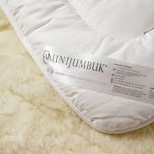 luxury mattress topper minijumbuk