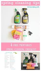 Spring Cleaning Tips Spring Cleaning Tips And Cleaning Supplies To Make Your Home