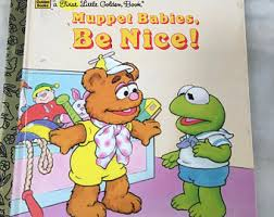 jim hensons muppets etsy