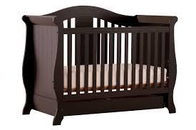 Bonavita Convertible Cribs by Espresso Color Crib Creative Ideas Of Baby Cribs