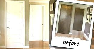 Replace Interior Door Knob How Much To Replace Bedroom Door Tarowing Club