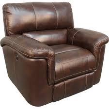 Power Sofa Recliners Leather Jensen Leather Power Recliner Wayfair
