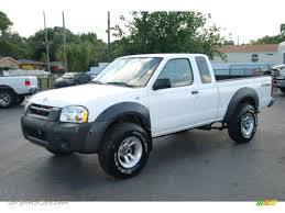 nissan frontier king cab for sale 2001 nissan frontier xe v6 king cab desert runner in cloud white
