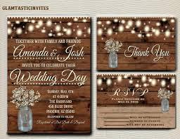 country wedding invitations rustic wedding invitation printable country wedding invitation