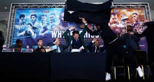 Meme Throwing Table - dereck chisora throws table at dillian whyte in press conference