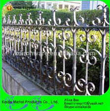 Decorative Metal Fence Panels Iron Fence Panels Brick Wrought Iron Fence Designs Wrought Iron