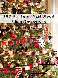 10 diy ways to use plaid in your christmas decor u2022 sweet parrish place