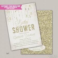 glitter baby shower invitations haskovo me