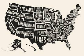 United States Blank Map Quiz by Quizzes Worldatlas Com