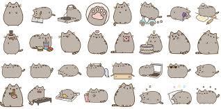 Pusheen Cat Meme - cute kitty pusheen gifts for internet meme cat lovers paper