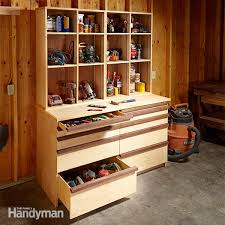 Making A Tool Cabinet Ultimate Tool Storage Cabinets Family Handyman