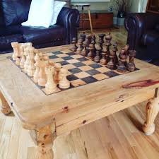 chess board coffee table chess board coffee table coffee tables kitchener waterloo