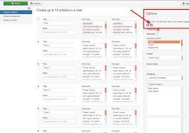 Joomla Hosting Title How To Create Dummy Content In Joomla Articles