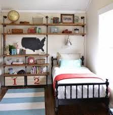 chic on a shoestring decorating bigger boy room reveal headboard