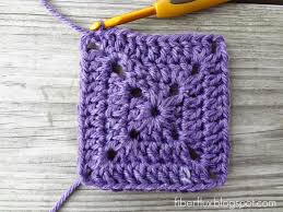 crochet pattern videos for beginners fiber flux how to crochet a solid granny square