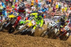 lucas oil pro motocross schedule lucas oil pro motocross chionship broadcast schedule unveiled