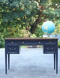 coastal blue and java antique desk general finishes design center