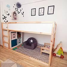 Ikea Bed Hack 40 Cool Ikea Kura Bunk Bed Hacks Comfydwelling Com Gabriels
