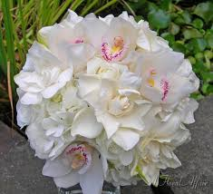 gardenia bouquet lavender and purple wedding bouquets bb0158 gardenia and orchid