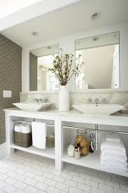 bathroom apothecary jars bathroom eclectic with vanity glazed