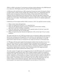 Basic Business Letter Template Chapter 3 Literature Review Potential Mutcd Criteria For
