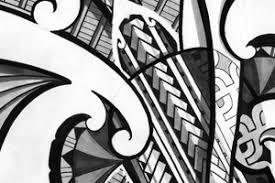 polynesian turtle tattoo design