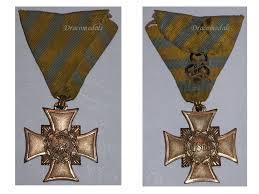 germany saxony war service cross 1866 medal war vs