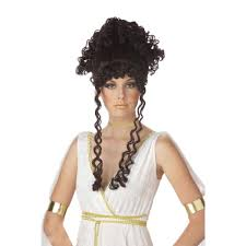 c318 roman greek spartan queen toga halloween fancy dress