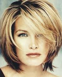 shoulder length layered haircuts for curly hair short stacked feminine haircuts for women download layered hair