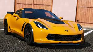 yellow corvette c7 2014 chevrolet corvette c7 stingray gta5 mods com