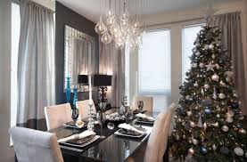 Christmas Dining Room Decorations - magical christmas dining room decoration ideas you can use