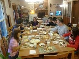 thanksgiving dinner st louis vernon volumes november 2010