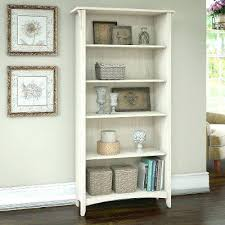 sauder 5 shelf bookcase bookcases sauder white bookcase sauder beginnings soft white 5