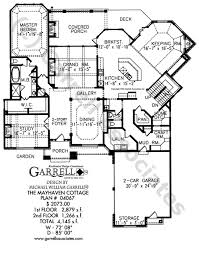 European Cottage Plans Mayhaven Cottage House Plan 04067 1st Floor Plan French Country