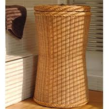 white tall laundry basket wicker tall laundry basket u2013 best