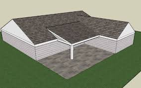 l shade shapes what type of porch roof can i build for l shaped house google