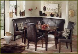 corner booth dining set table kitchen with design picture 5746
