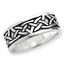 celtic knot ring shop nicevixen gems 8109n men s sterling silver celtic