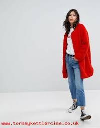 boohoo clothes women s clothes boohoo teddy coat 1141062