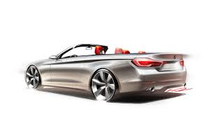bmw series 5 convertible bmw 4 series convertible design sketch car sketches