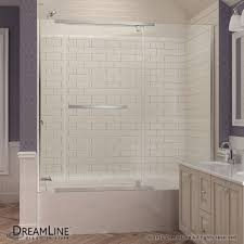 Sliding Glass Shower Doors Over Tub by Tub Doors Tub Screens Tub Glass Doors Tub Frameless Doors